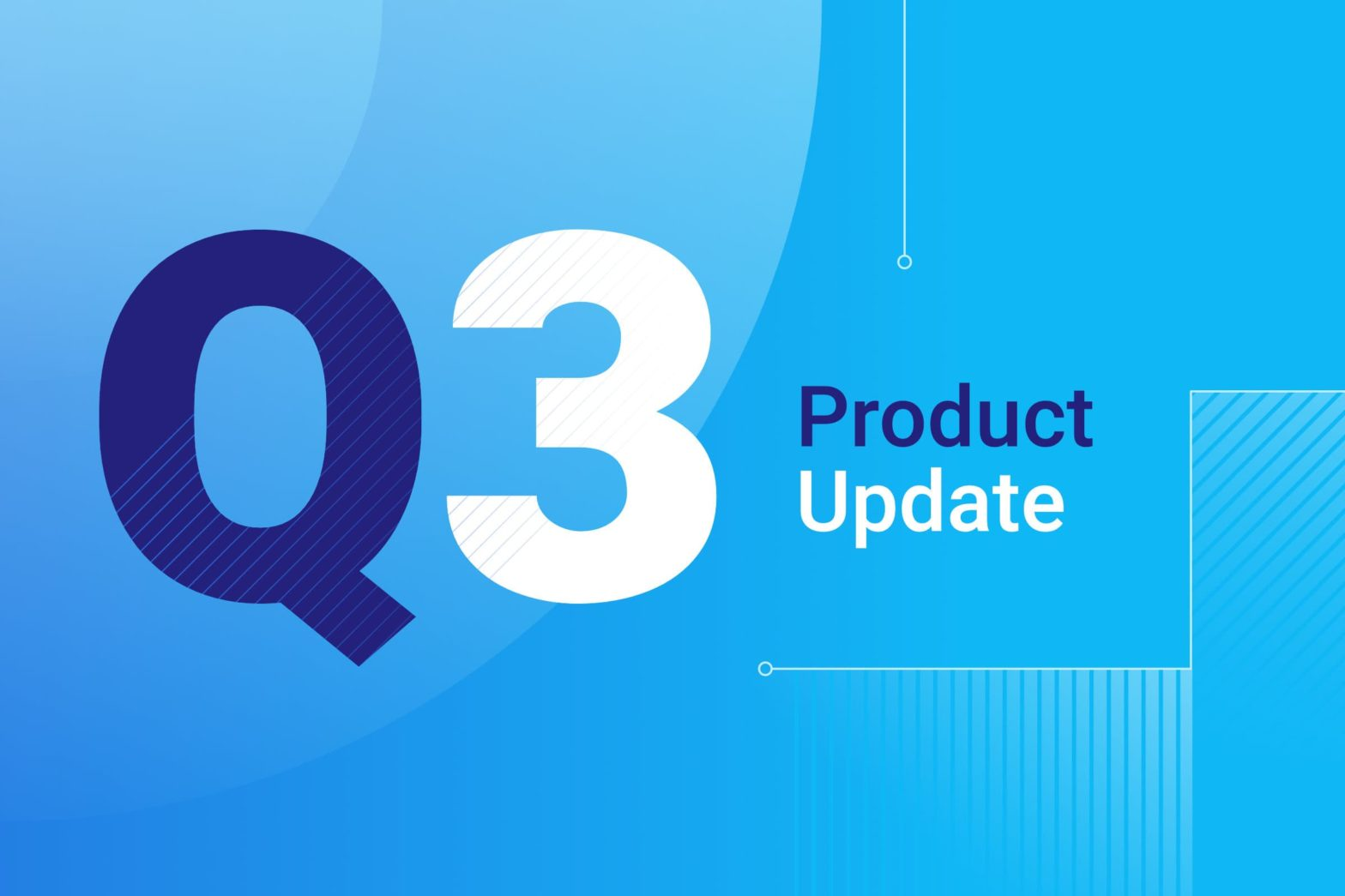 contacts+ Q3 product updates blog header image